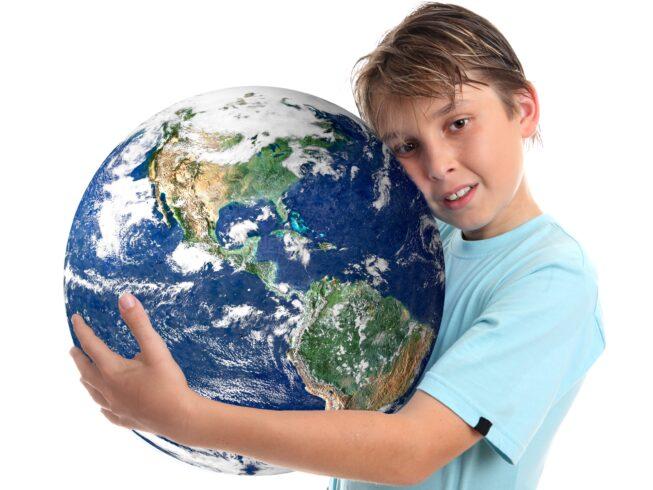 Bevidst om bæredygtighed